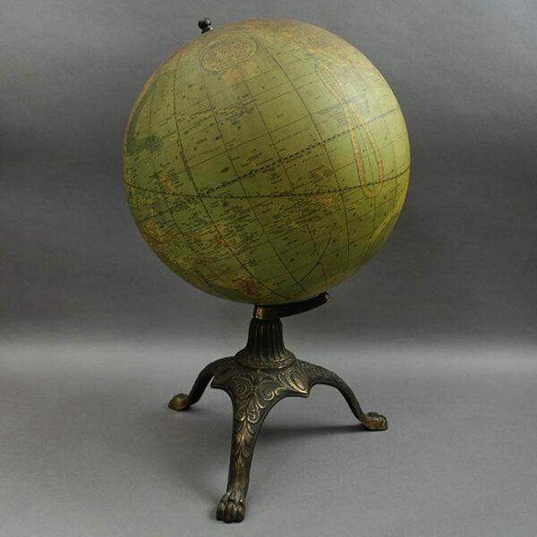 A.H. Andrews 12-Inch Terrestrial Deep Sea Globe