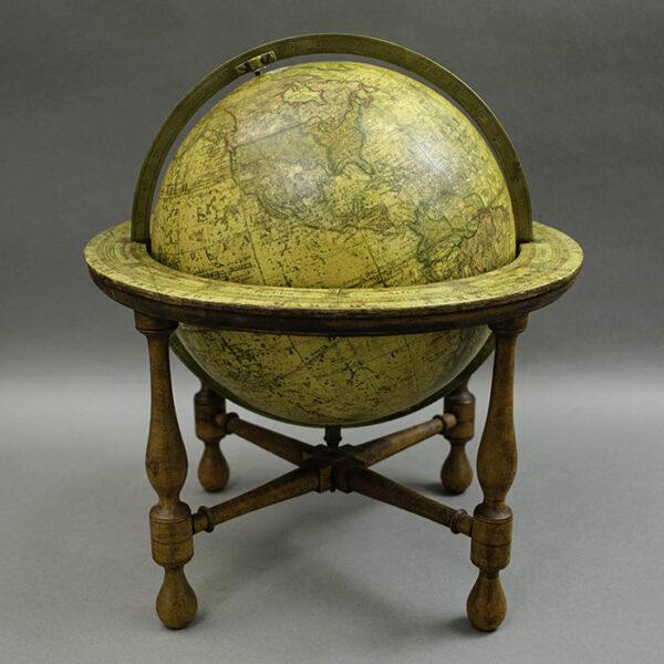 James Wilson 9-inch Terrestrial Table Globe
