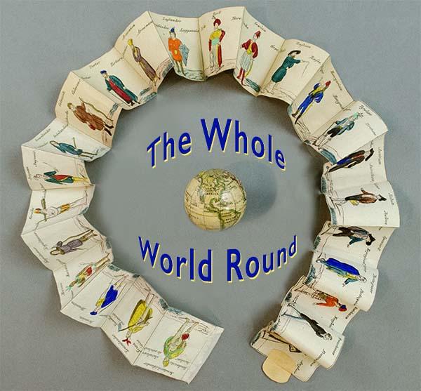 The Whole World Round: November 2020 Specials