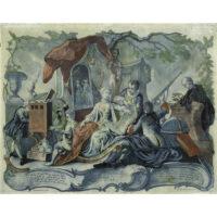 Johann Wolfgang Baumgartner, Five Senses, Das Gesicht. Visus. [Vision]