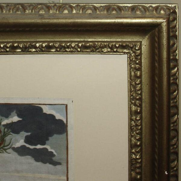Friedrich Bernhard Werner, Paris, detail