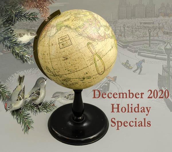 December 2020 Holiday Specials