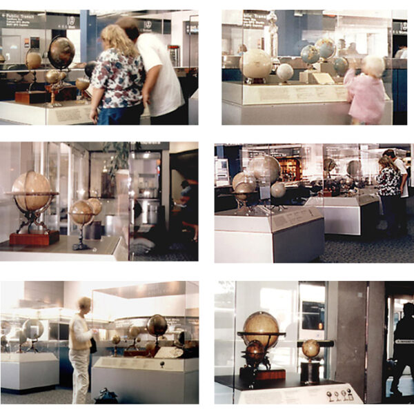 1999 San Francisco Airport exhibition, A Moment in Time--The Twentieth Century at a Glance