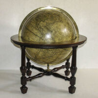 Bardin 9-Inch Terrestrial Table Globe