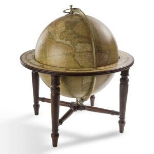 Bardin 18-Inch Terrestrial Floor Globe