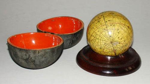 Cary Pocket Globe