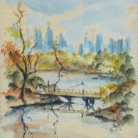 Central Park — Ah! New York
