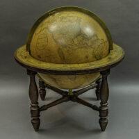 Josiah Loring 12-inch Terrestrial Table Globe