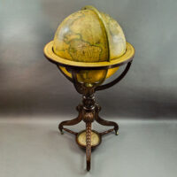 C. Smith & Son 18-Inch Terrestrial Floor Globe
