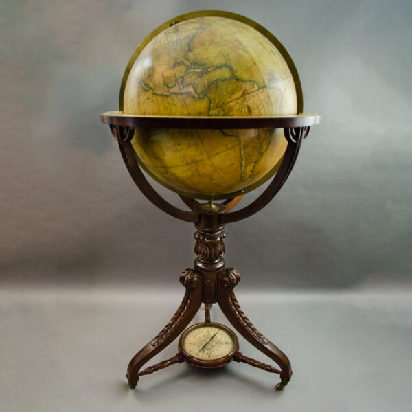 C. Smith & Son 18-Inch Terrestrial Floor Globe