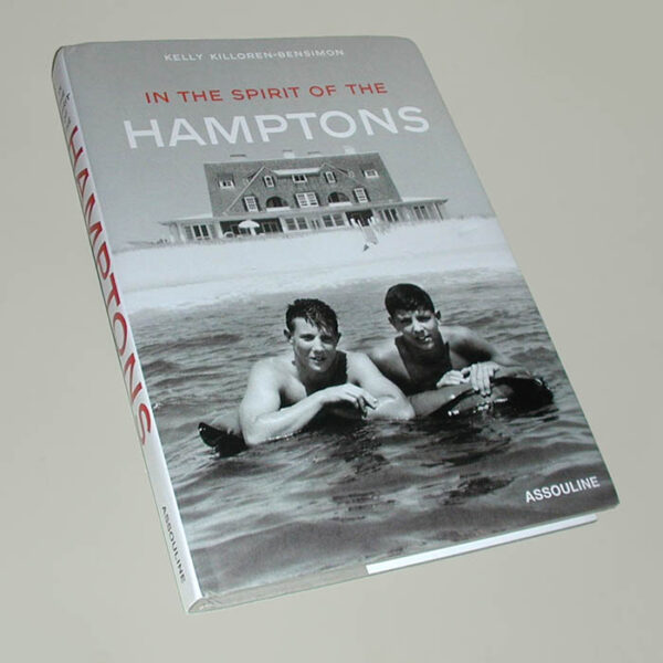 In the Spirit of the Hamptons, book cover
