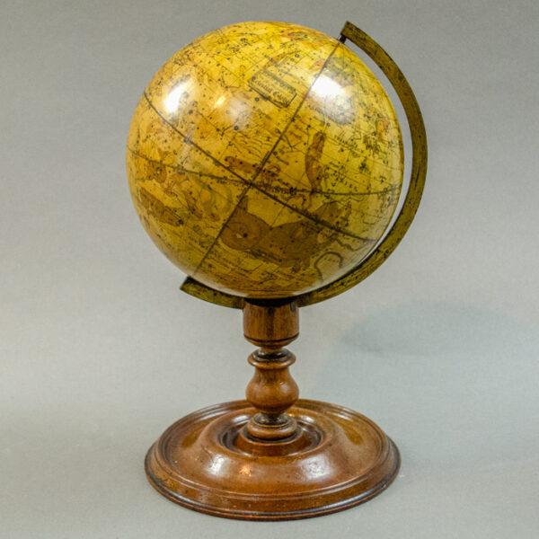 Newton 4.5-inch Celestial Globe, 1846