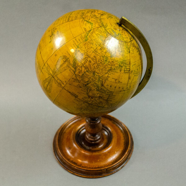 Newton 4.5-inch Celestial Globe, c. 1843