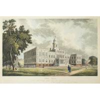 City Hall, New York City, 1826