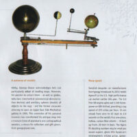 Shopping feature about George Glazer Gallery, Worthwhile Magazine, Winter 2012-13