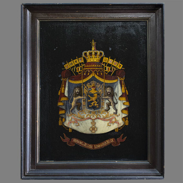 Kingdom of Belgium Greater Coat of Arms
