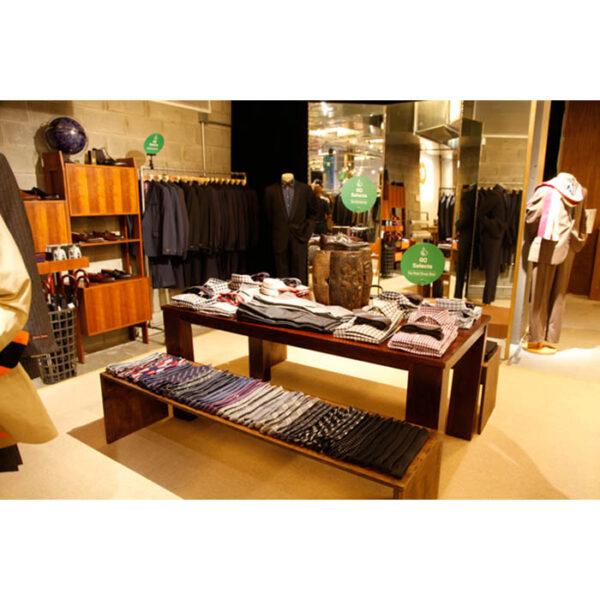 GQ & Nordstrom's Men's Shop Pop-up Store