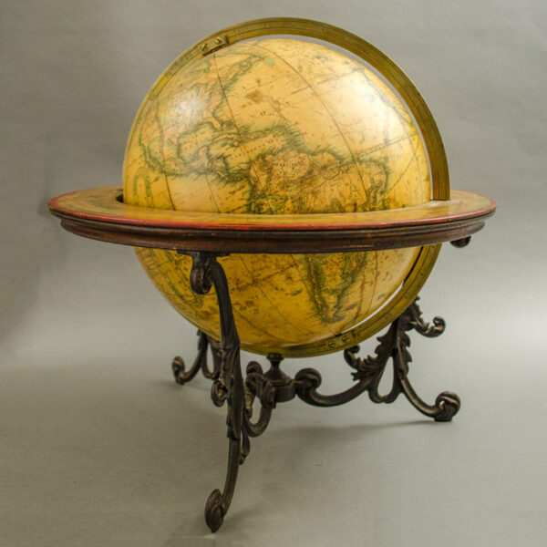 Franklin Globes 10-Inch Terrestrial Table Globe