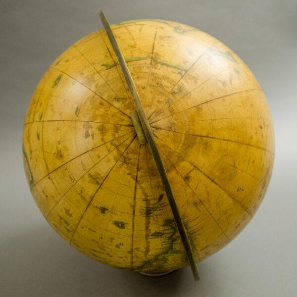 Franklin Globes 10-Inch Terrestrial Table Globe, detail