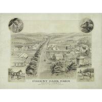 Forest Park Farm, Brandon, Vermont, Property of H.R.C. Watson
