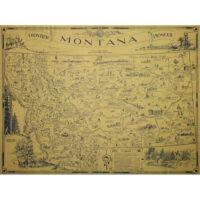 Montana — Frontier, Pioneer