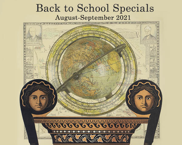 Back to School Specials August/September 2021