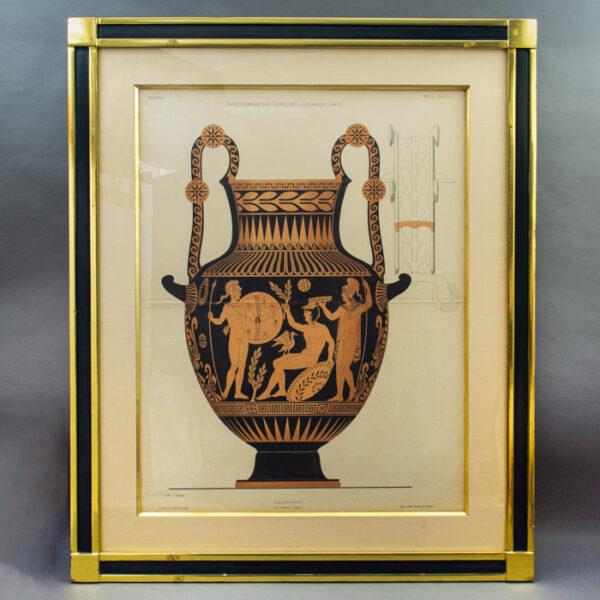 Genick, Kunstgewerbliche Vorbilder, Book 1, Plate 3