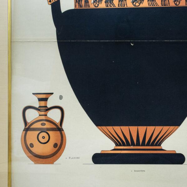 Genick, Kunstgewerbliche Vorbilder, Book 4, Plate 2, detail