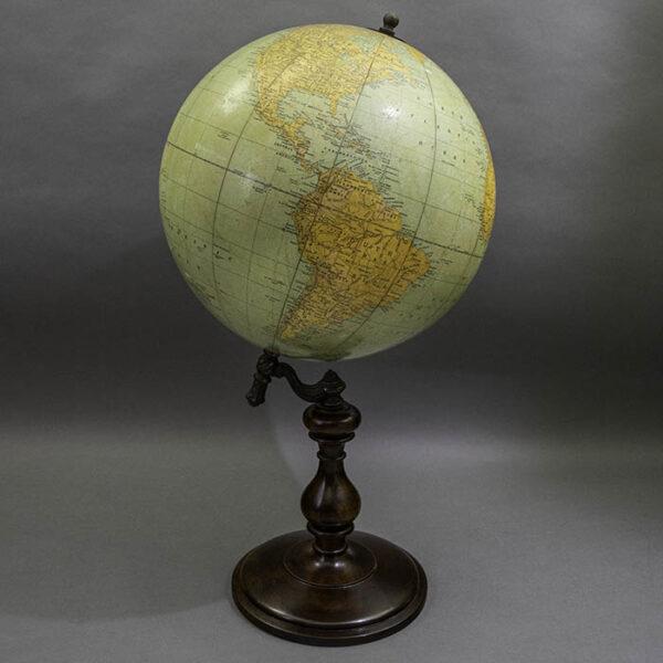 Rand McNally & Company 12-Inch Terrestrial Table Globe