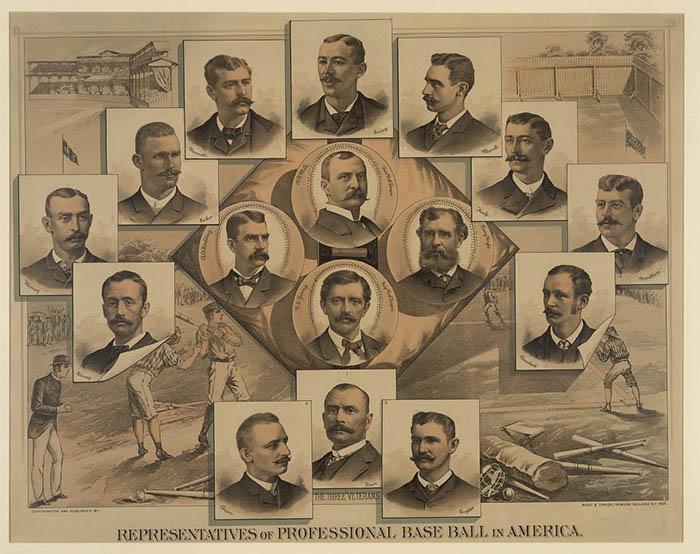 Representatives of Professional Baseball in America
