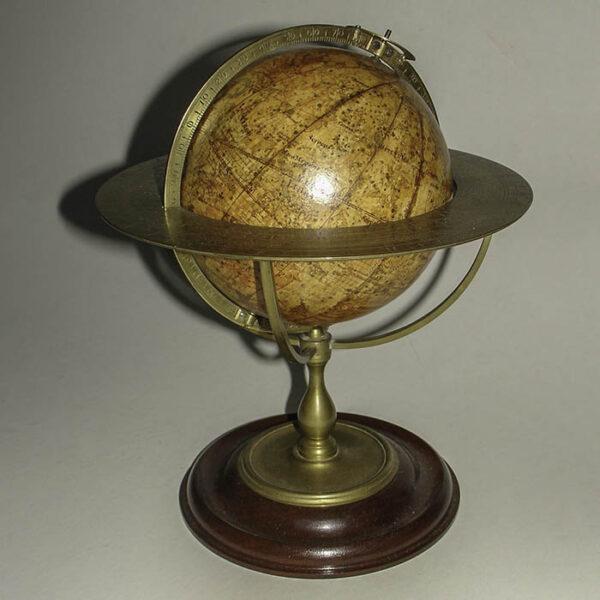 Thomas Whitty, Jr., 7-Inch Celestial Globe
